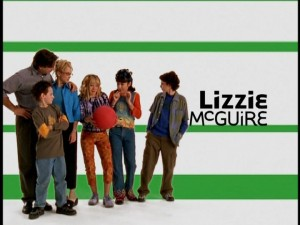 Lizzie McGuire Title Screen