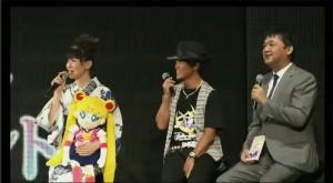 Sailor Moon 20th Anniversary live show - Kotono Mitsuishi, Toru Furuya and Fumio Osano