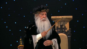 Wizards of Waverly Place - Ian Abercrombie as Professor Crumbs