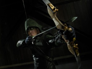 Arrow's gonna shoot someone!