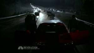 Revolution pilot lights going out in cars