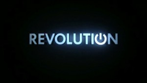 Revolution - Title screen