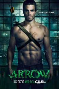 Stephen Amell - Arrow poster