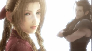 Final Fantasy VII: Advent Children - Aerith and Zak