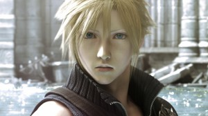 Final Fantasy VII: Advent Children - Cloud