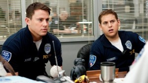 21 Jump Street - Channing Tatum and Jonah Hill