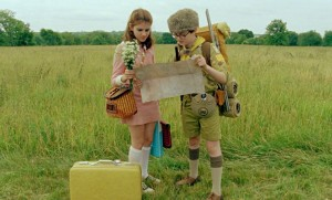 Moonrise Kingdom - Kara Hayward and Jared Gilman