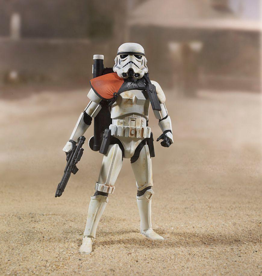 Toys Star Wars : Toy fair star wars black hasbro s premium