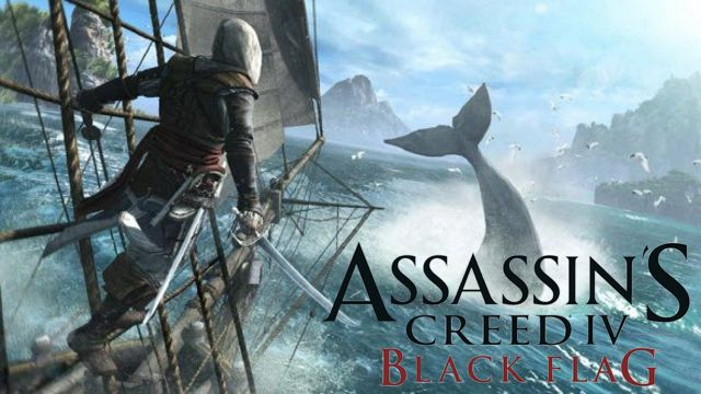 Assassins Creed IV: Black Flag, ninja pirating at its finest!