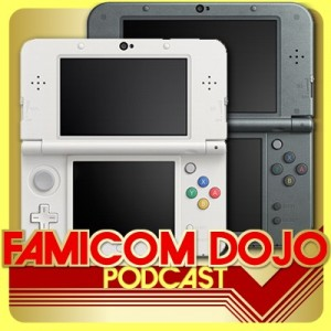 Famicom Dojo Podcast 103: 3DS the Third
